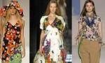 Съчетавайте умело флоралните мотиви в дрехите си