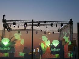 fashion TV диамант ще заблести в Слънчев бряг