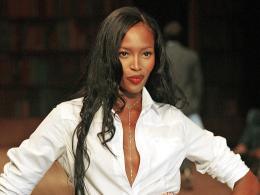 Наоми Кембъл отказва да се оттегли от модата