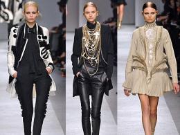Изобилието на барока в есенната колекция на Givenchy