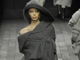 Хит на зима 2008 са плетените дрехи