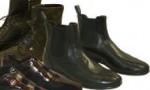 На мода е класическата обувка с новаторски момент при избора на кожа