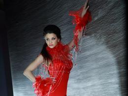 Диляна Попова засне фотосесия за Romantika Fashion
