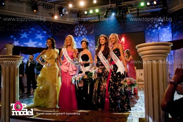 """България избра новата """"Мис България 2009"""""""