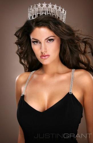 """Българка в конкурса """"МИС САЩ"""" 2009. Да я подкрепим !!!"""