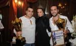 """МИС ВАРНА`2008 - Ирена Иванова   връчи купата на победителите на третото Суперкар рали """"Свети Влас 2009"""""""