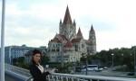 Носителката на титлата МИС ВАРНА`2009–Алиса Ганева    се завърна от приказно пътешествие до   една от най-красивите столици на Европа - ВИЕНА