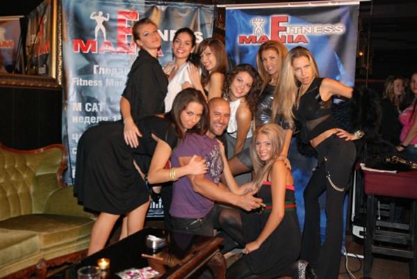 "FASHION NIGHT, организирано от Агенция VIP Fashion Group и клуб ""Хоризонт""."