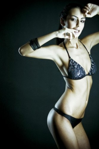 Деси Георгиева - Модел на месен Ноември