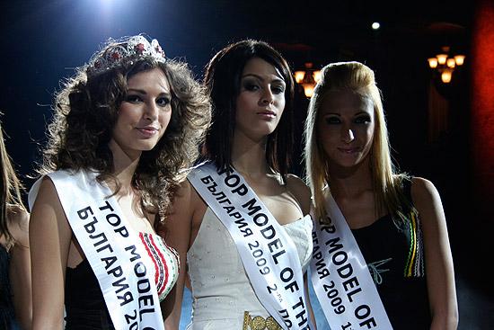 Станимира Антонова от Велико Търново е новият TOP MODEL of the WORLD