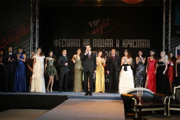 Фестивал на МОДАТА и КРАСОТАТА - Варна`2010
