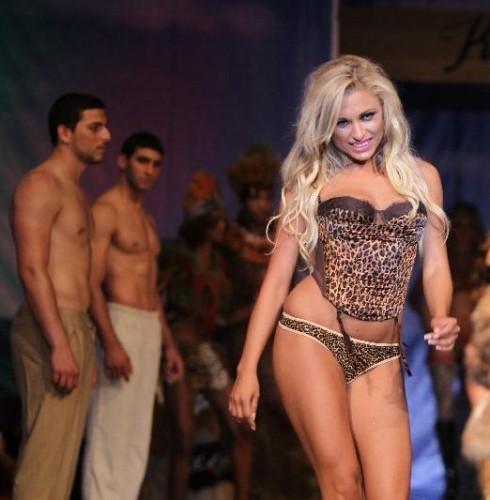 Български модели  впчетлиха Бейрут