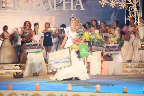 Вирджиния Мутафчиева е новата МИС ВАРНА 2010