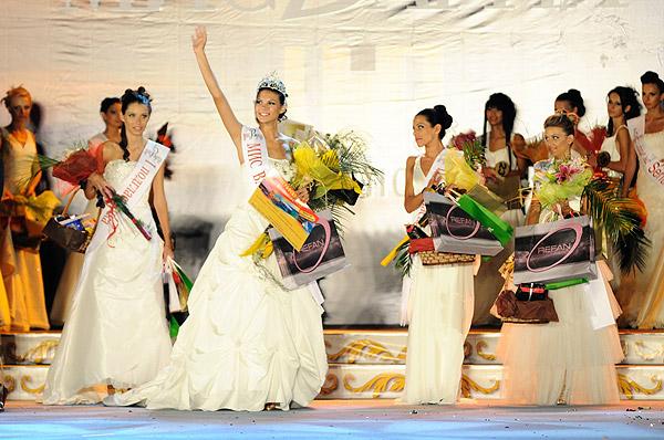 Представяне на елитния конкурс Мис Варна 2011