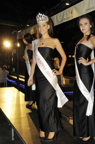 Носителката на титлата МИС ВАРНА 2011 – Яна Димитрова и нейните подгласнички бяха специални гости в Планет клуб.