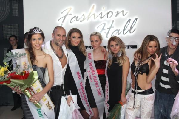 """ТВ шоуто,,ФитнесМания"""" завърши годината с новия си продуценски проект,, Мис Южна перла на България"""