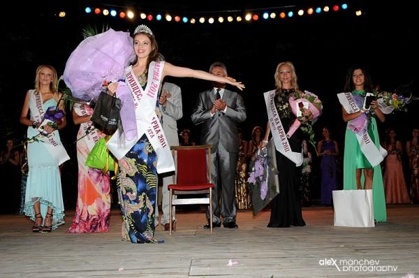 Кастинга за Принцеса на Варна 2012