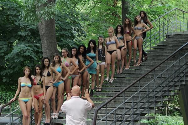 """Kастинг за задаващия се грандиозен конкурс за красота """" Принцеса на Варна 2012"""""""