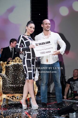 """Паола Кръстева е първата победителка в конкурсът """"Кралица на topmodel.bg"""""""
