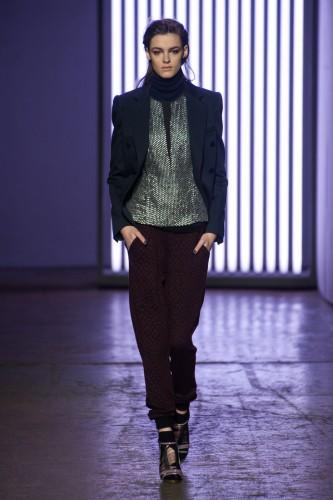 Топ моделът на Inter Model's Кремена Оташлийска превзе модните седмици в Ню Йорк,Париж,Милано и Лондон.
