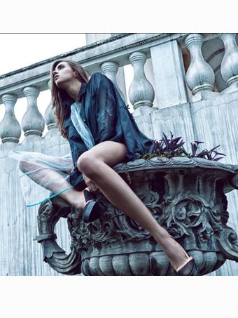 Новото лице на Соно Модел -Бетина, завладява Китай.