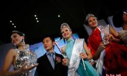 """Мира Мелева,модел на агенция """" Соно Моделс""""  спечели 23-тите награди World Super Model (""""Световен супермодел"""")."""