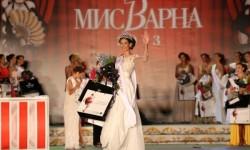 "Жаклина Братанова е новата ""Мис Варна 2013"""