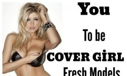 YOU TO BE COVER G?RLS MODEL ?